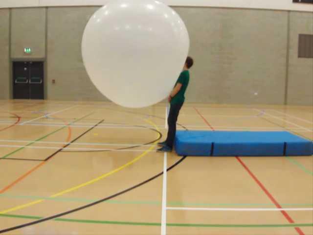 Balloonium Experimento 2