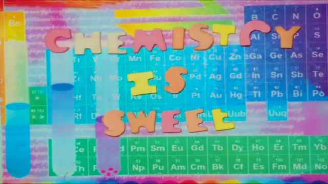 Chemistry Is Sweet
