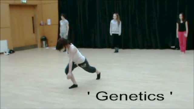 Dance 1 Genetics