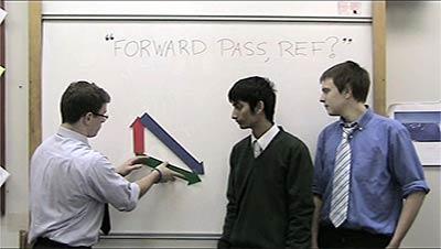Forward Pass, Ref!