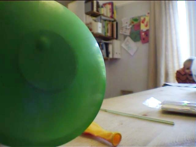Stanley's Balloon Flute