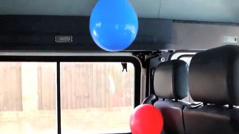 Balloonium Experimento